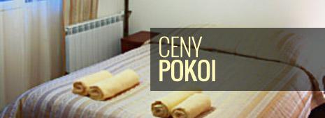 Ceny Pokoi