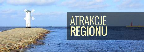 Atrakcje Regionu